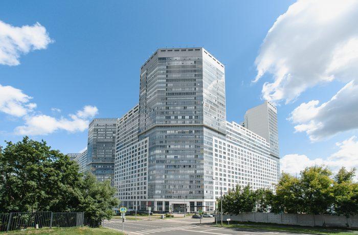 ЖК «Скай Форт»  Адрес: Москва, 1-й Нагатинский проезд, дом 11 к.1, 2, 3