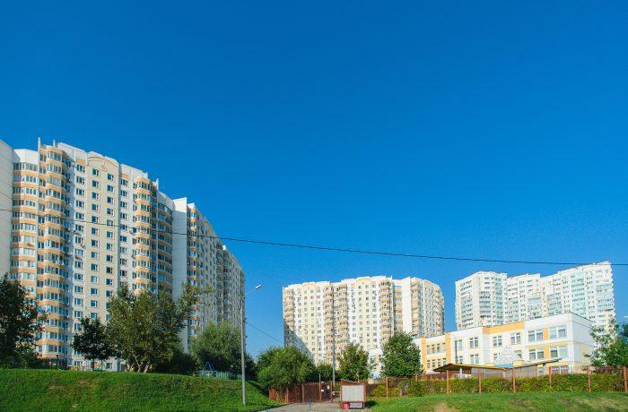МКД Адрес: Москва, ул. Москворечье, д.4 к. 3, 5, 6