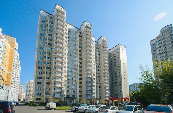 МКД Адрес: Москва, Рублёвское ш., дом 97, к.1